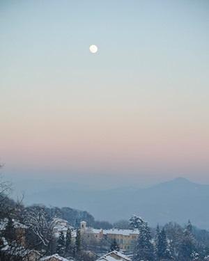 Sella e la luna