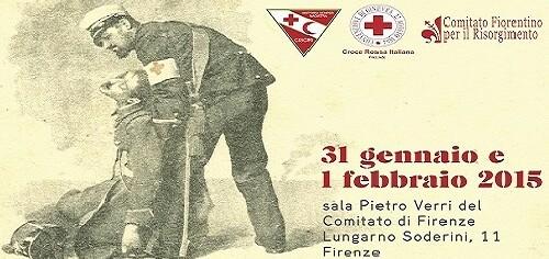"""31 gennaio e 1 febbraio a Firenze il Convegno di Storia: """"la C.R.I. dal Risorgimento alla vigilia della Grande Guerra"""""""